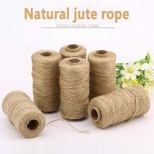 <b>100 м</b> длинные/100 Двор натуральный хлопок витой шнур ...