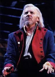 Les Mis Valjean Colm Wilkinson who am I