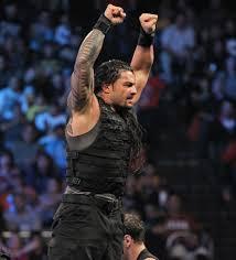 <b>WWE's Roman Reigns</b> insists '<b>my</b> time is now' – Boston Herald