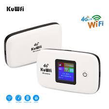 Aliexpress.com : Buy <b>KuWFi Unlocked</b> Travel Partner <b>4G LTE</b> ...