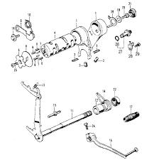 1971 honda ct70 wiring diagram 1971 automotive wiring diagrams description sl70k0fiche9a honda ct wiring diagram