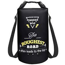 Forbidden Road Waterproof Dry Bag 2L / <b>5L</b> / <b>10L</b> / 15L / <b>20L</b> Roll ...