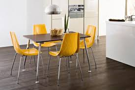 Dining Rooms Chairs Colorful Modern Dining Room Chairs And Round Glass Table Of Best
