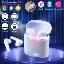【Ready Stock】<b>i7S TWS Mini</b> Wireless Bluetooth Earbuds Iphone ...