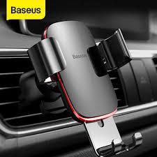 <b>Baseus</b> Gravity Car <b>Phone Holder</b> Mobile <b>Phone Mount</b> Stand for ...