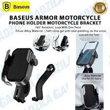 <b>BASEUS ARMOR MOTORCYCLE</b> PHONE <b>HOLDER</b> MOTOR ...