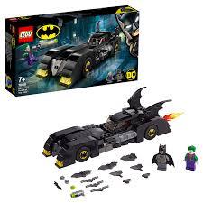 <b>Конструктор LEGO Super</b> Heroes 76119 Бэтмобиль: Погоня за ...