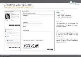 creating a resume online   epicyon once resume  always adventucreate online resume creating the builder