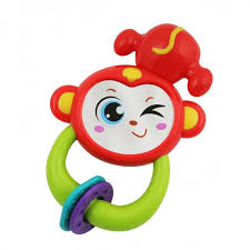 <b>Погремушка Baby Mix Funny</b> monkey 405776-9 купить в интернет ...