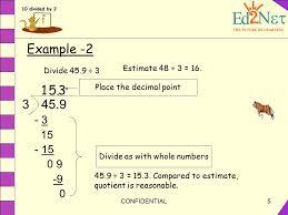 CONFIDENTIAL  Example