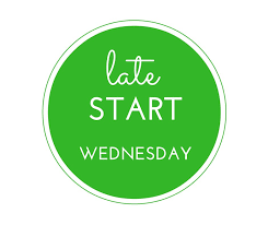 Image result for late start wednesday
