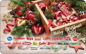Kroger <b>Merry Christmas Gift</b> Card | Kroger