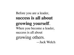 Jack Welch Quotes On Leadership. QuotesGram via Relatably.com
