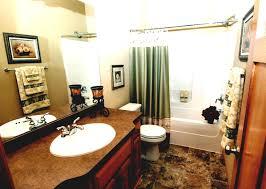 decorating an apartment bathroom