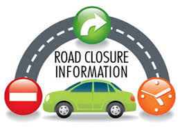 Image result for road closing
