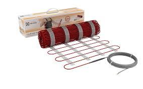 Теплый пол <b>нагревательный мат Electrolux Multi</b> Size Mat 1,5 кв.м ...