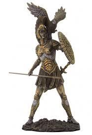 <b>Статуэтка Афина (греческая Богиня</b>) SR71739 купить в интернет ...