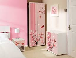 lovely pink and white furniture black and pink bedroom furniture