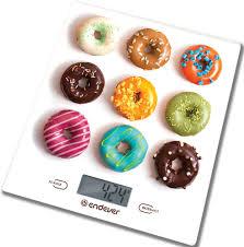 33 отзыва на <b>Кухонные</b> электронные <b>весы Endever KS</b>-521 ...