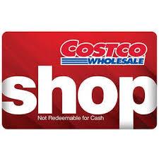 Costco Shop Card   Costco