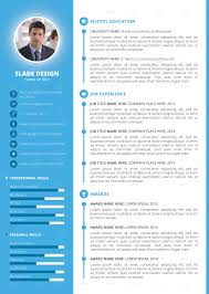 slade professional quality cv resume template by sladedesign preview images slade professional quality cv template version 01 jpg preview images slade professional quality cv template version 02 jpg