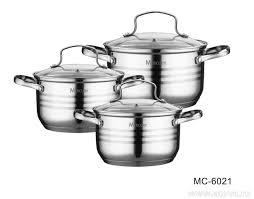 <b>Набор посуды 6</b> предметов Mercury, MC-6021 купить по лучшей ...