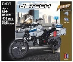 Электромеханический <b>конструктор</b> Double Eagle <b>CaDA deTECH</b> ...