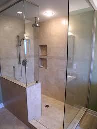 layouts walk shower ideas:  astounding bathroom walk in shower ideas design with fair layout ideas