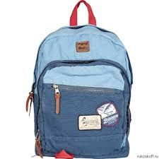<b>Рюкзак BILLABONG YORK CANVAS</b> SS17 POWDER BLUE купить ...