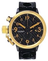 <b>Наручные часы</b> U-BOAT 18 K <b>gold</b> FLIGHTDECK <b>GOLD</b> BEZEL ...
