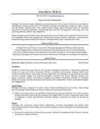manager template premium samples sample executive resume format