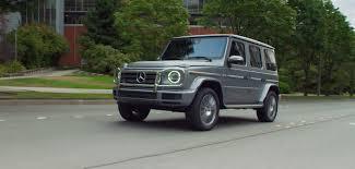 The Premium <b>G-Class</b> SUV   Mercedes-Benz Canada
