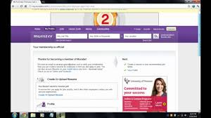 how to create a monster account and upload resume how to create a monster account and upload resume
