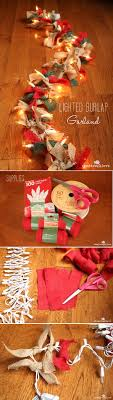 indoor christmas decor ideas  garland you can create at home