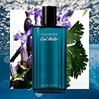<b>DAVIDOFF Cool Water</b> for Men Eau De Toilette, 125ml: Amazon.co ...