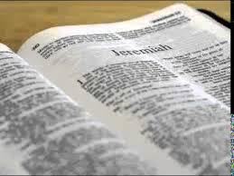 Image result for jeremiah bible
