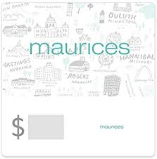 maurices gift card - Amazon.com