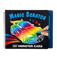 <b>Альбом для раскрашивания</b>, Monster Cars, Китай - купить c ...