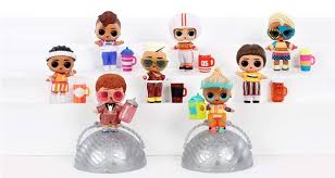 <b>L.O.L.</b> Surprise <b>Boys</b> Series <b>2</b>: 8 новых мальчишек с 7 сюрпризами ...