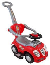 <b>Baby Care Каталка детская Cute</b> Car / цвет Красный (Red ...