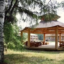 <b>Парк Сагаан Морин</b> в селе Сухая - ВизитБурятия.рф