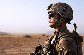 u s department of defense photo essay u s army sgt jeff jones observes an afghan national policeman establish an entry control point