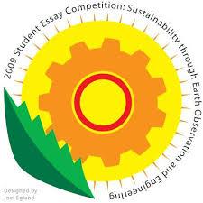 education  earthzine image of te earthzine student essay contest logo