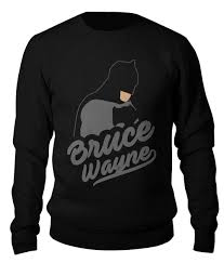 "<b>Свитшот</b> унисекс хлопковый ""<b>Бэтмен</b> (Batman)"" #2706271 от ..."