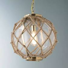 nautical rope home decor beach house beach house kitchen nickel oversized pendant