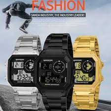 <b>Sports Watches</b> — prices from 2 USD and real reviews on Joom