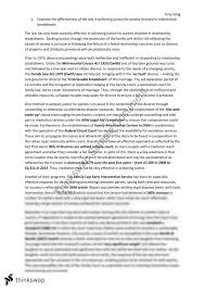 family law relationship breakdowns essay  year  hsc   legal  family law relationship breakdowns essay