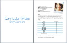how we can make resume template how too make a resume