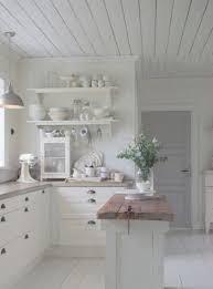 whitewashed shabby chic kitchen amazing white shabby chic