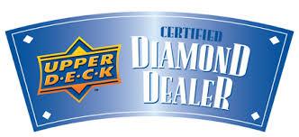 Image result for upper deck diamond dealer logo